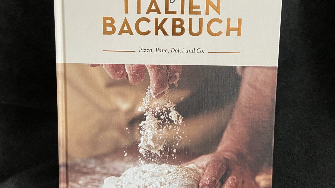 Rezension – Das grosse Italien Backbuch