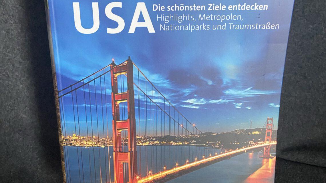 Rezension – Reisebücher USA 1.0