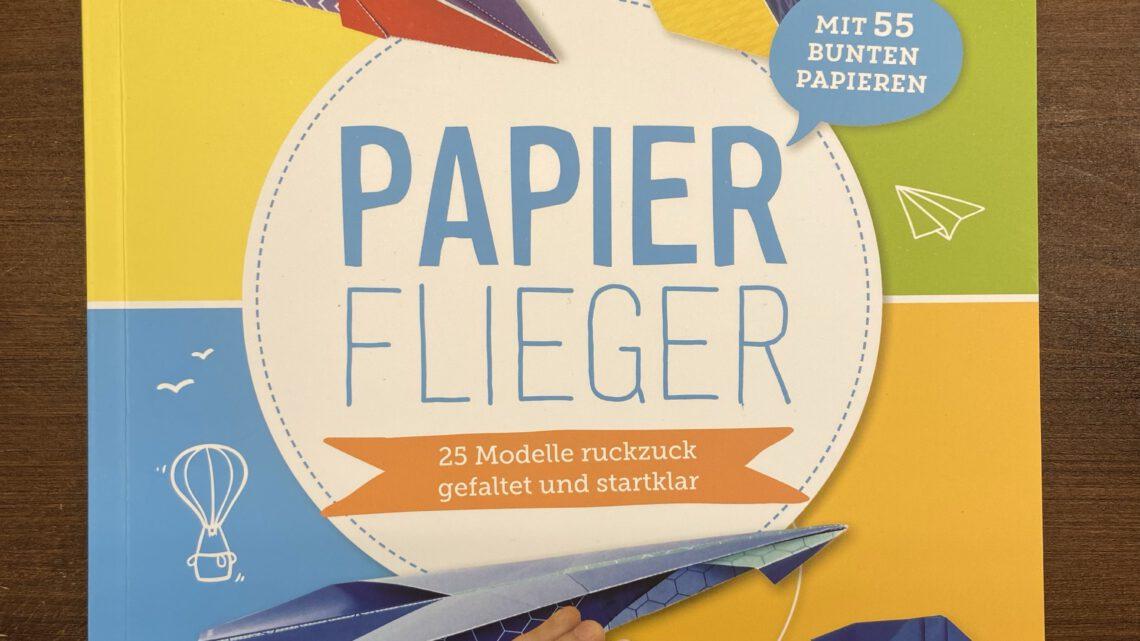 Rezension – Papierflieger